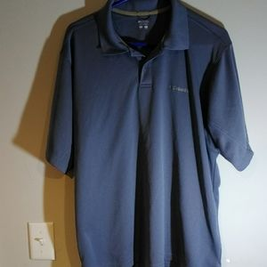 Columbia Polo Shirt Omni-Shade Polo Shirt A+